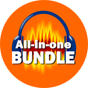 Audacity course bundle